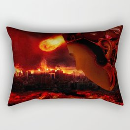 Futures End Rectangular Pillow
