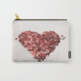 My Confetti Heart Carry-All Pouch
