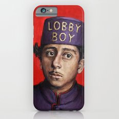 Lobby Boy / Grand Budapest Hotel / Wes Anderson iPhone 6 Slim Case