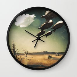 First Hope Wall Clock