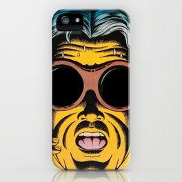 Comic Book iPhone Case