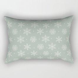 Winter Abstracts 9 Rectangular Pillow