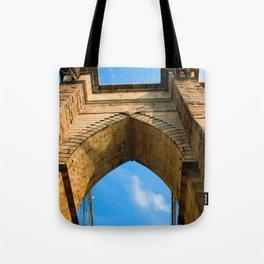 Brooklyn Bridge Architecture Tote Bag