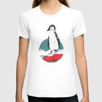 penguin T-shirts featuring Penguin by Diana Hope