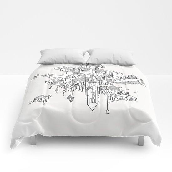 HABITATS Comforters