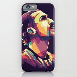 Zlatan Ibrahimovic iPhone Case