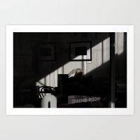 Sliver Art Print