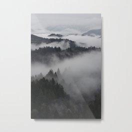 Hinterlands Metal Print