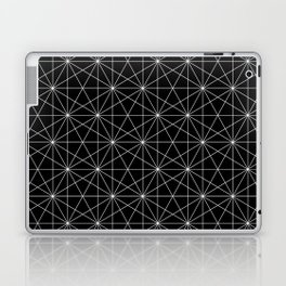 Intersected lines Laptop & iPad Skin