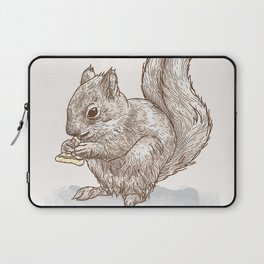 Pizza for All (Including Squirrels) Laptop Sleeve