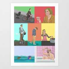 The Most Important Thing Art Print