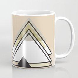 Minimalist Triangle Series 009 Coffee Mug