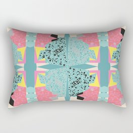 Paper Layer Rectangular Pillow