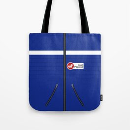 Party Poison Outfit Tote Bag