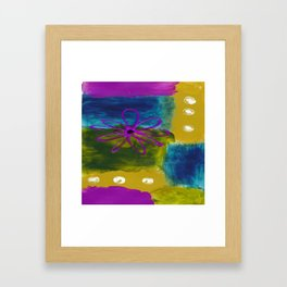 ORPHELIA THREE Framed Art Print