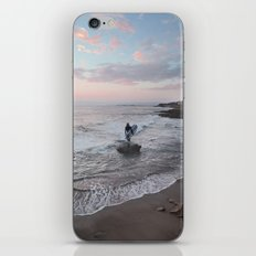The Surfer iPhone & iPod Skin