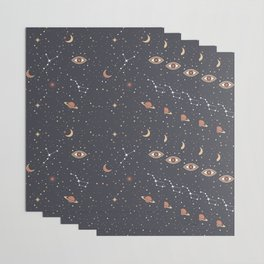 Mystical Galaxy Wrapping Paper