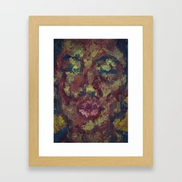 A KISS Framed Art Print