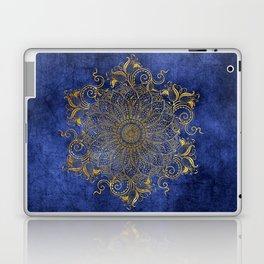 Mandala - Dark ocean Laptop & iPad Skin