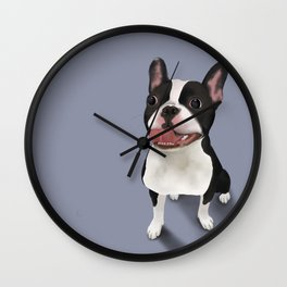 A pleasure! Wall Clock
