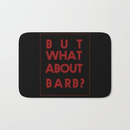 Barb:Stranger Things Bath Mat