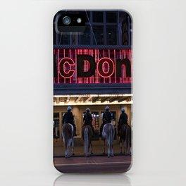 Drive Through iPhone Case