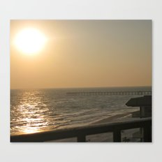 Largest Sun Canvas Print