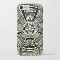 illuminati iPhone & iPod Cases featuring Illuminati by Brandon Combs - Glitz & Grime