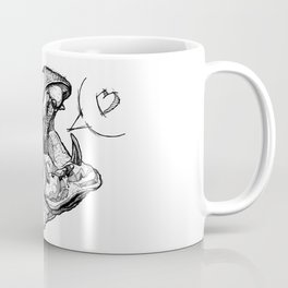 Hippos need love Coffee Mug