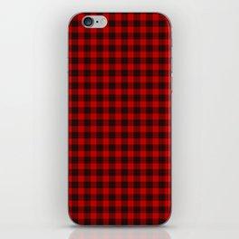 Wemyss Tartan iPhone Skin