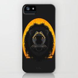 Royal Sunset iPhone Case