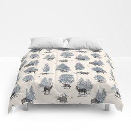 Where They Belong - Winter Comforters