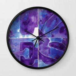 True Lies Wall Clock