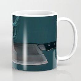 Slit-mouthed Coffee Mug