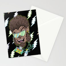 Hungry Like the Werewolf Stationery Cards