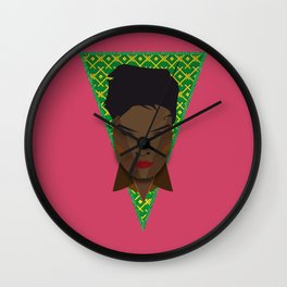 B Etniczero: Relativo a la raza Wall Clock