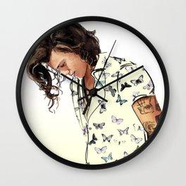 Harry Styles: Butterflies Wall Clock