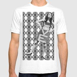 LOVE implosion #9 [invert]  T-shirt