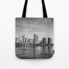 River City Skyline Tote Bag