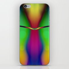 Butterfly... You My Friend, Are A Victim Of Disorganised Thinking... iPhone & iPod Skin