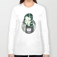 loll3 Long Sleeve T-shirts featuring ☽ ZELINA ☾ by lOll3