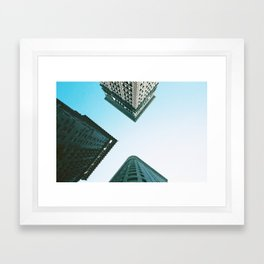 4th & Wood Framed Art Print
