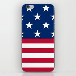 US Flag iPhone Skin