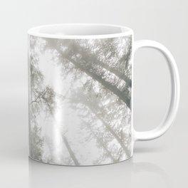 Foggy PNW Forest Coffee Mug