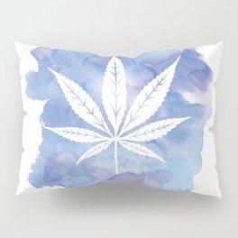 One Love: Blue Pillow Sham