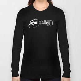 Ye Olde Salutation Inn Long Sleeve T-shirt