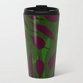 Jungle leaf Green Travel Mug