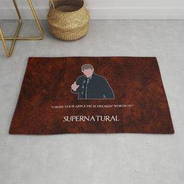 Supernatural - Dean Winchester Rug
