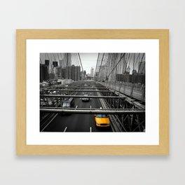 New York, New York  #3 Framed Art Print