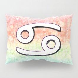 Zodiac sign : Cancer Pillow Sham